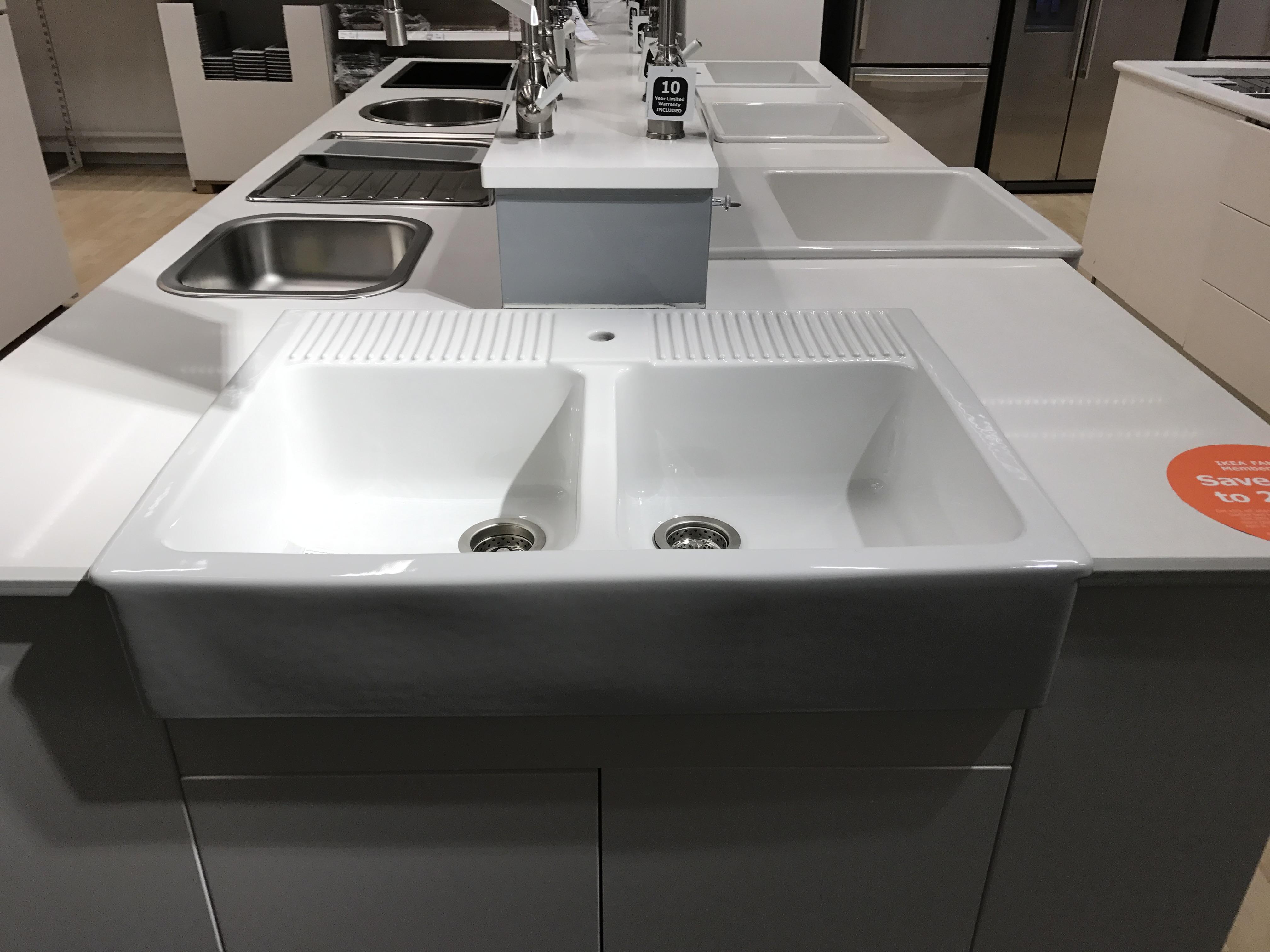 Superieur IKEA Domsjo Sink
